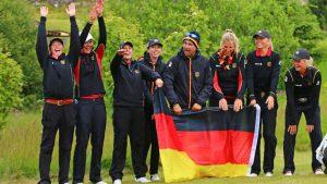 2016 - European Team